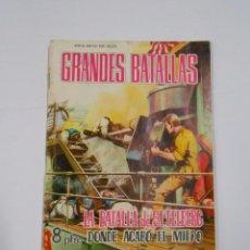 Tebeos: GRANDES BATALLAS Nº 66. LA BATALLA DE STTELBERG. EDITORIAL FERMA. TDKC21. Lote 82076612