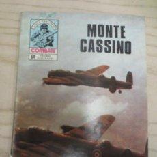 Tebeos: MONTE CASSINO COMBATE 178. Lote 82463020