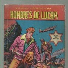 Tebeos: HOMBRES DE LUCHA 77, 1959, BUEN ESTADO. Lote 84173300