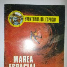 Tebeos: MINI INFINITUM-AVENTURAS DEL ESPACIO- Nº 25 - MAREA ESPACIAL-1981-GRAN SPACE OPERA-DIFÍCIL-LEAN-9401. Lote 133832005