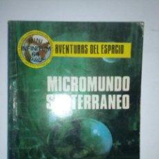 Tebeos: MINI INFINITUM-AVENTURAS DEL ESPACIO- Nº 38 -MICROMUNDO SUBTERRÁNEO -1981-J. M. MARTI- DIFÍCIL-8758. Lote 121241347