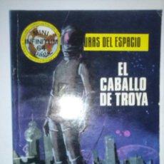 Tebeos: MINI INFINITUM-AVENTURAS DEL ESPACIO- Nº 39 -EL CABALLO DE TROYA -1981-J. M. MARTI-MUY DIFÍCIL-9257. Lote 130838121