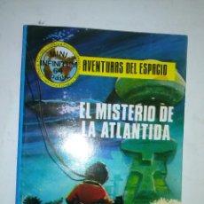 Tebeos: MINI INFINITUM-AVENTURAS DEL ESPACIO- Nº 46 -EL MISTERIO DE LA ATLÁNTIDA -1981-BUENO-DIFÍCIL-3101. Lote 194406753