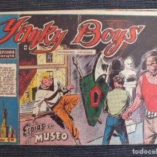 YANKY BOYS Nº 16 ORIGINAL EDITORIAL FERMA