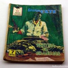 Tebeos: GRAN OESTE - FERMA - PARTIDA DE GRANUJAS - NUMERO 439 - 1969. Lote 85550228