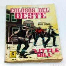 Tebeos: COLOSOS DEL OESTE - FERMA - LITTLE BILL - NUMERO 99 - ORIGINAL. Lote 85553592