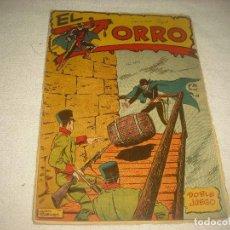 Tebeos: EL ZORRO N° 13 . FERMA . DOBLE JUEGO. Lote 86704784