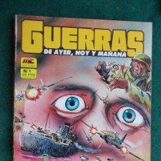 Tebeos: GUERRAS DE AYER,HOY Y MAÑANA Nº 1. Lote 87314400