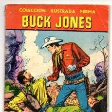 Tebeos: AVENTURAS ILUSTRADAS FERMA. Nº 51. BUCK JONES. Lote 87364596