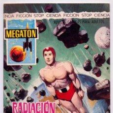 Tebeos: MEGATON - Nº 17 - RADIACIÓN FATAL - ED. FERMA - 1966. Lote 88502732