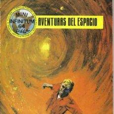 Tebeos: MINI INFINITUM-AVENTURAS DEL ESPACIO- Nº 13 -EL HOMBRE QUE ARREBATÓ EL SOL-1980- DIFÍCIL-LEAN-8756. Lote 121241231