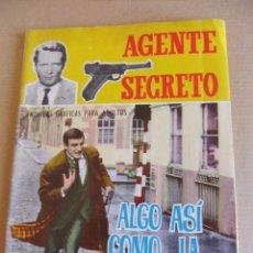 Tebeos: AGENTE SECRETO Nº 22 EDITORIAL FERMA. Lote 89631024