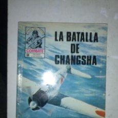 Tebeos: COMBATE-NOVELA GRÁFICA- Nº 217-LA BATALLA DE CHANGSHA-1980-RARO-ESCASO-BUEN ESTADO-6638. Lote 89752216