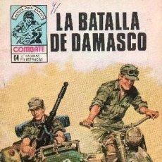 Tebeos: COMBATE-NOVELA GRÁFICA- Nº 228 -LA BATALLA DE DAMASCO-1980-EMOCIONANTE Y DIFÍCIL-REGULAR-6641. Lote 89755876