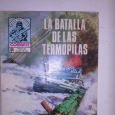 Tebeos: COMBATE-NOVELA GRÁFICA- Nº 236 -LA BATALLA DE LAS TERMÓPILAS-1981-EMOCIONANTE-DIFÍCIL-FLAMANTE-6642. Lote 89757148
