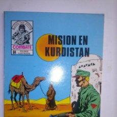 Tebeos: COMBATE-NOVELA GRÁFICA- Nº 247 -MISIÓN EN KURDISTÁN-1981-MUY DIFÍCIL-FLAMANTE-LEAN POR FAVOR- 6643. Lote 89758524