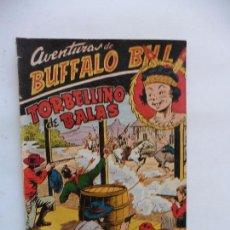 Tebeos: AVENTURAS DE BUFFALO BILL Nº 9 ORIGINAL E. FERMA. Lote 89812960