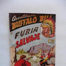 Tebeos: AVENTURAS DE BUFFALO BILL Nº18 ORIGINAL E. FERMA. Lote 89813664