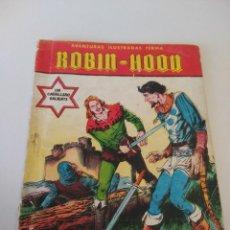 Tebeos: COLECCIÓN AVENTURAS ILUSTRADAS FERMA. ROBIN HOOD, Nº 79. 1958-64. . Lote 90648575