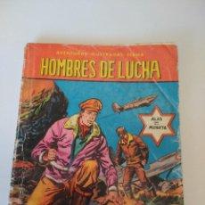 Tebeos: COLECCIÓN AVENTURAS ILUSTRADAS FERMA. HOMBRE EN LUCHA, Nº 77. 1958-64. . Lote 90648745