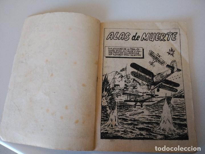 Tebeos: Colección Aventuras ilustradas FERMA. Hombre en lucha, nº 77. 1958-64. - Foto 2 - 90648745
