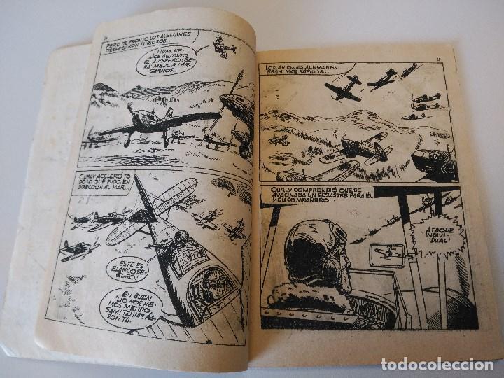 Tebeos: Colección Aventuras ilustradas FERMA. Hombre en lucha, nº 77. 1958-64. - Foto 3 - 90648745
