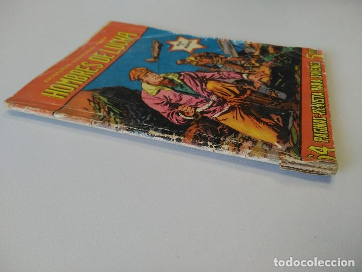 Tebeos: Colección Aventuras ilustradas FERMA. Hombre en lucha, nº 77. 1958-64. - Foto 5 - 90648745