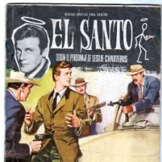 Tebeos: EL SANTO EDI. FERMA 1965 - Nº 6 . Lote 92752740