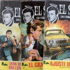 Tebeos: EL SANTO FERMA 1965 - NºS 1,2,3,6 - MUY BUEN ESTADO. Lote 92753015