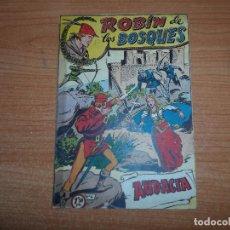 Tebeos: ROBIN DE LOS BOSQUES Nº 4 EDITORIAL FERMA ORIGINAL . Lote 93707105