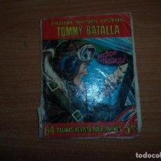 Tebeos: AVENTURAS ILUSTRADAS FERMA Nº 6 TOMMY BATALLA EDITORIAL FERMA . Lote 93963935
