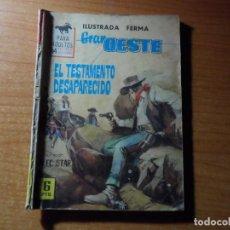 Tebeos: GRAN OESTE Nº 304 EDITORIAL FERMA . Lote 94869155