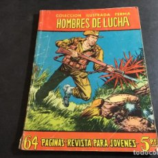 Tebeos: HOMBRES DE LUCHA Nº 70 (ORIGINAL ED. FERMA) (COI30). Lote 95386947