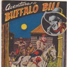 Tebeos: AVENTURAS DE BUFFALO BILL Nº 14. FERMA 1955.. Lote 97081551