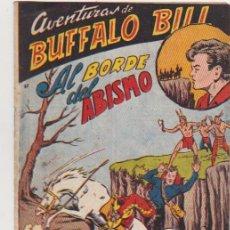 Tebeos: AVENTURAS DE BUFFALO BILL Nº 17. FERMA 1955.. Lote 97081971