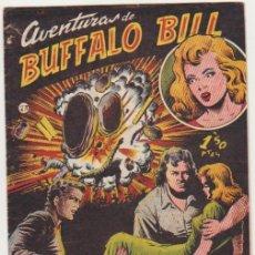 Tebeos: AVENTURAS DE BUFFALO BILL Nº 23. FERMA 1955.. Lote 97082215