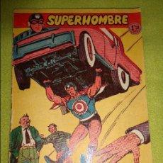 Tebeos: SUPERHOMBRE Nº NUMERO 65 --- ORIGINAL ---- EDITORIAL FERMA -- CUESTION PERSONAL. Lote 97458435