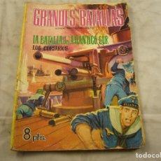 Tebeos: GRANDES BATALLAS NOVELAS GRAFICAS 52. Lote 98145499