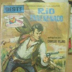 Tebeos: SENDAS SALVAJES Nº 108 RIO ENVENENADO FERMA. Lote 98222591