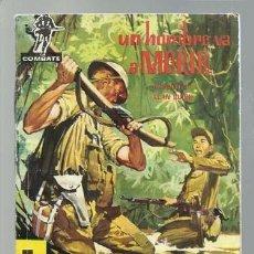 Tebeos: COMBATE 48: UN HOMBRE VA A MORIR, 1962, FERMA, BUEN ESTADO. Lote 98352179