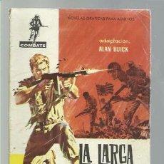 Comics - COMBATE 75: LA LARGA MARCHA, 1962, Ferma - 98352403