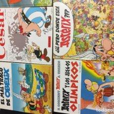 Tebeos: LOTE 6 LIBROS AXTERIS DE 1999 Y 1998. Lote 98969319