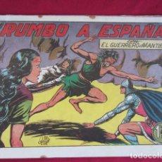 Tebeos: EL GUERRERO DEL ANTIFAZ - RUMBO A ESPAÑA. Lote 99502319
