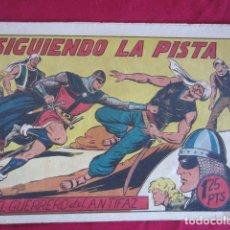 Tebeos: EL GUERRERO DEL ANTIFAZ -SIGUIENDO LA PISTA. Lote 99502947