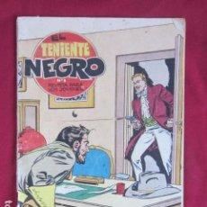 Tebeos: EL TENIENTE NEGRO - LOS CIGARROS DE BLAKE. Lote 99503047