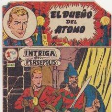 Tebeos: EL DUEÑO DEL ATOMO Nº 18. FERMA 1956. . Lote 100541255