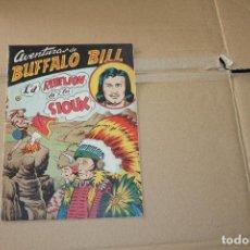 Tebeos: AVENTURAS DE BUFFALO BILL Nº 41, EXCLUISVAS FERMA. Lote 101230791