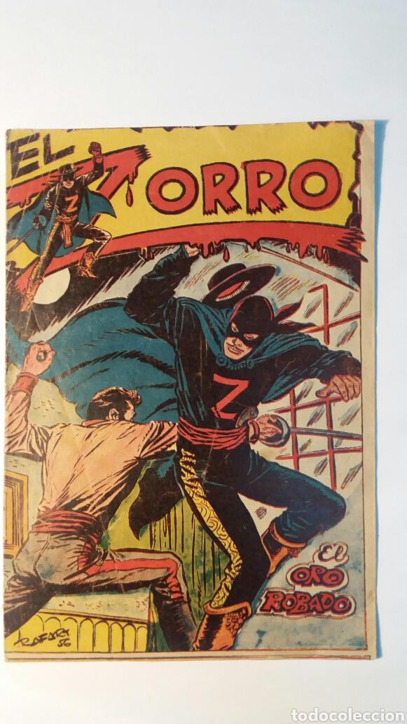 EL ZORRO. N° 2 ,EL ORO ROBADO (Tebeos y Comics - Ferma - Otros)