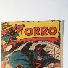 Giornalini: EL ZORRO. N° 2 ,EL ORO ROBADO. Lote 101692508