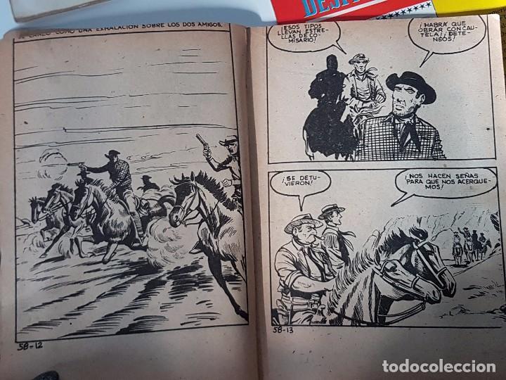 Tebeos: LOTE DE 5 TEBEOS HISTÓRIAS DEL OESTE ( AÑOS 60 ) - Foto 8 - 101912231